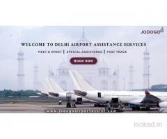 Meet And Greet Service In Delhi Airport - jodogoairportassist.com
