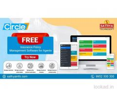 Insurance Policy Management System for Agents | Circle 7 | Sathya Technosoft