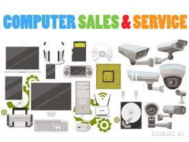 Desktop Computers and Laptops Sales and Service