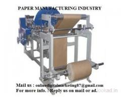 Paper bag machine manufacturers