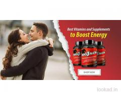 Naturally Improve Your Testosterone Hormones With Bigjack Capsules