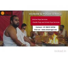 Homam and Pooja Services - shastrigal.net