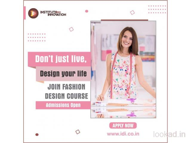 Fashion Design Course to Become Fashion Designer at IDI Institute