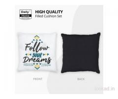 Buy Filled Cushion Products at Samysemart