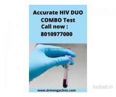 8010977000 Hiv duo combo test in Yamuna Vihar