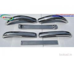 Mercedes 170Vb bumper (1952–1953) by stainless steel