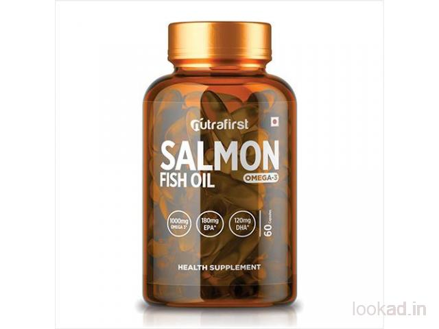 For Healthy Eyes Use Fish Oil Supplements