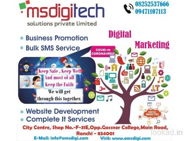 Best Mobile Application Company in Ranchi