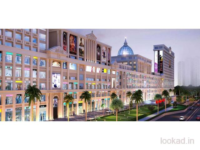 Spectrum Metro- One of The Best Commercial Space in Noida